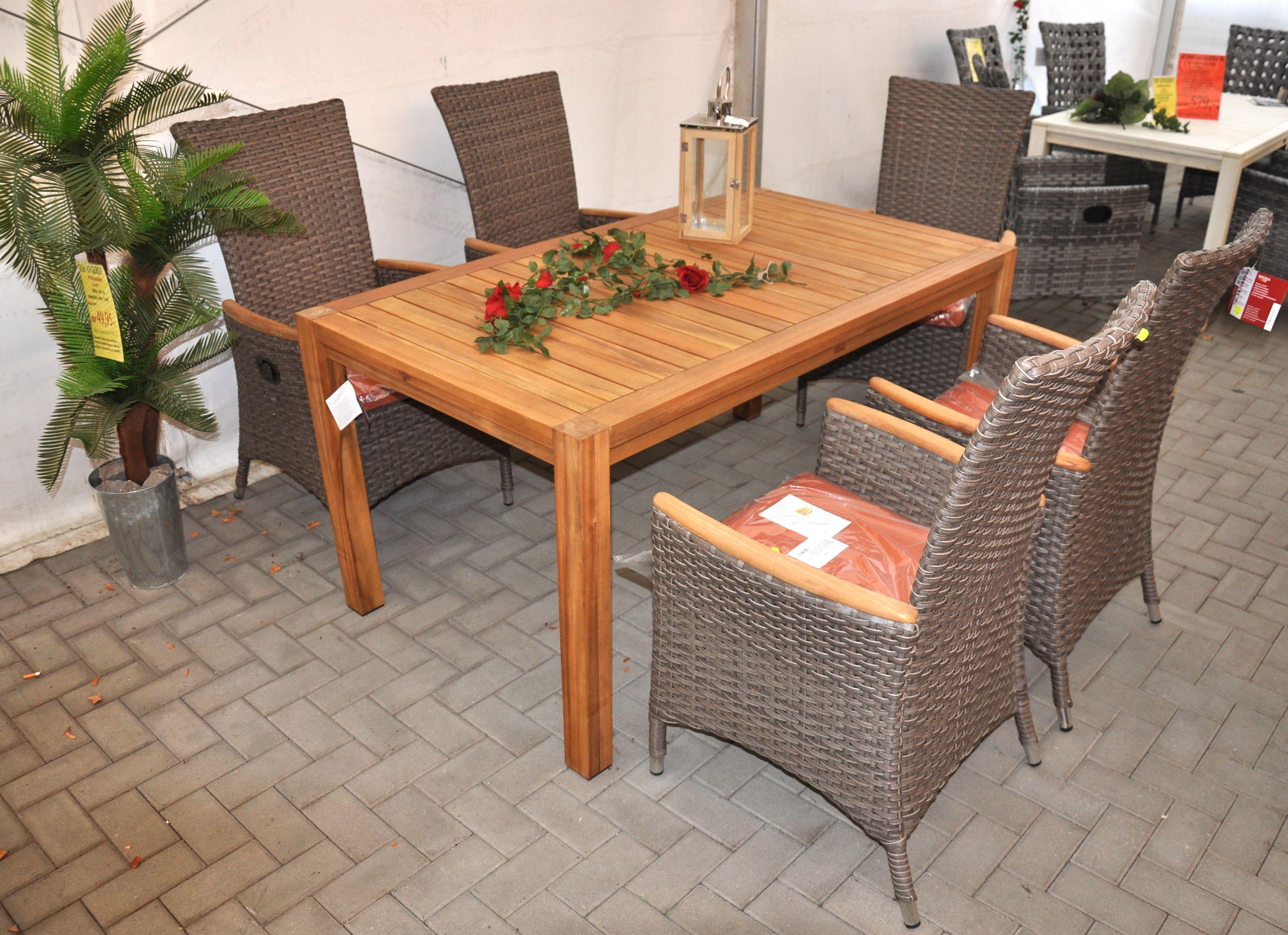Gartenmobel Set Luzern 2 Fur 5 Personen
